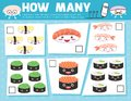 Game for PrCountingeschool Children, Game for kids, Learning mathematics, Educational a mathematical game, How many