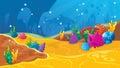 Game Underwater Background