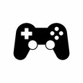 Gamepad or game controller icon vector design