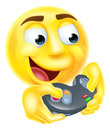 Gamer Emoji Emoticon