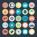 Gaming Colored Vector Icons 2