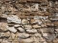 Gammal masonry Arkivbild