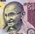 Gandhi Royalty Free Stock Photo