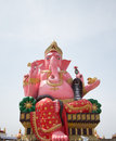 Ganesh hindu religious Royalty Free Stock Photo