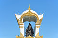 Ganesh memorial at Sanam Chandra Palace, Thailand Stock Photography