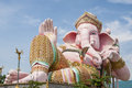 Ganesh statue. Royalty Free Stock Photo
