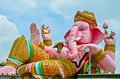 Ganesha biggest statue in the world thailand Royalty Free Stock Photography