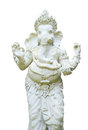Ganesha hindu god ganesh buddhist statues for worship Stock Images