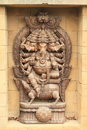 Ganesha hindu hinduist god with head of elephant Royalty Free Stock Image