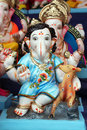 Ganesha little Royaltyfri Bild