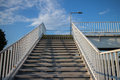 Gangway stairs Royalty Free Stock Photo