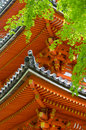 Gansenji Temple Pagoda Royalty Free Stock Photo