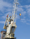 Gantry Crane Royalty Free Stock Photography