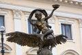 Ganymed sculpture