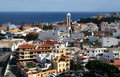 Garachico. Town in Tenerife Royalty Free Stock Photography