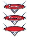 Garage Service Logos