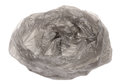 Garbage bag on white background Stock Photography