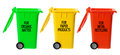Garbage Bin Stock Images