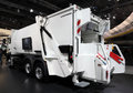 Garbage Collection Truck Royalty Free Stock Photos