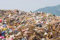 Garbage heap Royalty Free Stock Photo