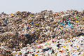 Garbage heap Stock Photo