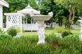 Garden decoration sculpture