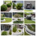 Garden Design Photo Collage