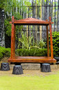 Garden Gazebo Royalty Free Stock Photos