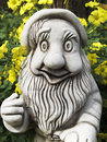Garden Gnome Royalty Free Stock Photography