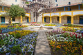 Garden of the Hospital Arles France