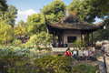 Garden of the Humble Administrator, Suzhou, China Royalty Free Stock Photo