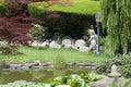 Záhradné jazierka