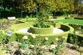 Garden Landscape Stock Images