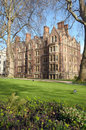 Garden of lincolns inn inns of court london Royalty Free Stock Photo