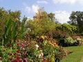 Garden Path Royalty Free Stock Photography