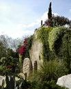 Jardín tumba