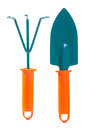 Garden Tools Isolated