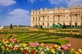 Garden of Versailles Royalty Free Stock Photo