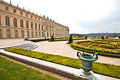 Garden of Versailles palace Stock Image