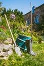 Gardening - Set Of Tools For Gardener