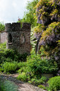 Gardens at Croft Castle Royalty Free Stock Photo