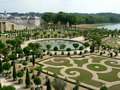 Gardens of Versailles Royalty Free Stock Image