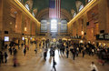 Gare centrale grande, Etats-Unis, New York, ville Images stock