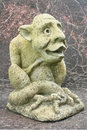 Gargoyle Royalty Free Stock Photo