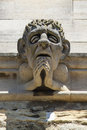 Gargoyle at New College Oxford Royalty Free Stock Photo