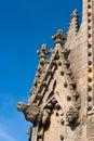 Gargoyle. Oxford, England Royalty Free Stock Photo