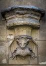 Gargoyle Statue Royalty Free Stock Photo
