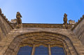 Gargoyles and other details from the exterior of saint stephen s catedral at downtown of vienna austria Stock Image