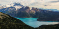 Garibaldi Lake Royalty Free Stock Photo