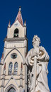 Garibaldi Saint Peter Church Royalty Free Stock Images